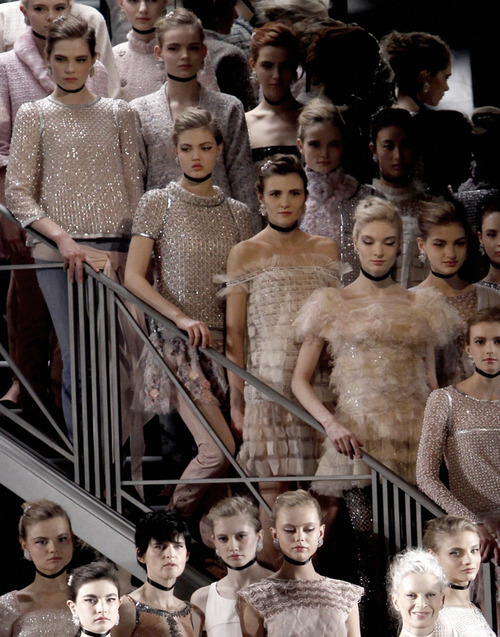 lavelaundry:   Chanel S/S 2011 Haute Couture Paris