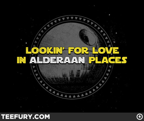 teevil:  Lookin For Love by Alan Ashcraft on sale Tue 02/21/12 at teefury.com