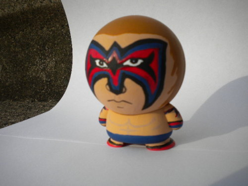 Ultimate Warrior Big Head Custom