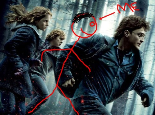 yo :')  Photoshop en Harry Potter