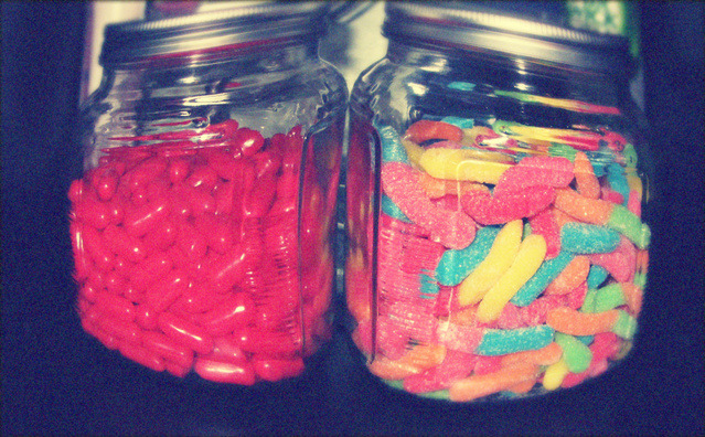 abiii:  my candies :D <3
