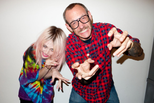 """Lets both be goofy in front of the camera!"" terrysdiary: Me and Charlotte Free #2"