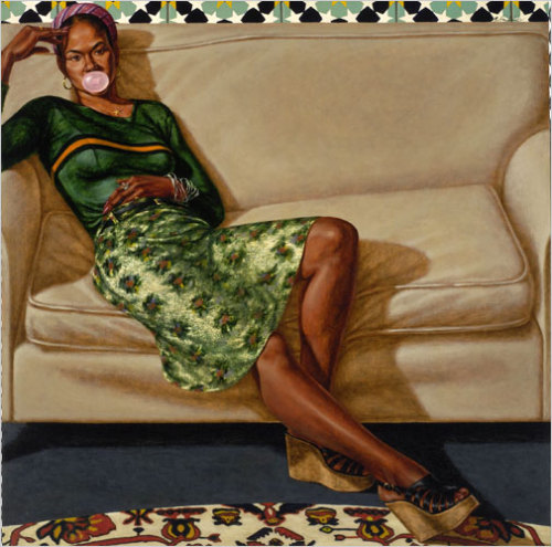 ranaa:  Barkley Hendricks, Sweet Thang