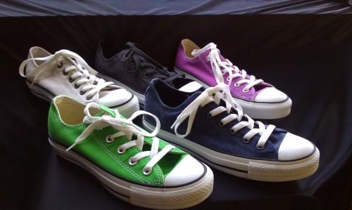 new spring converse colors!