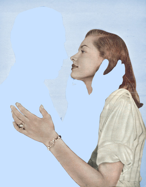 saatchionline:  Absent Minded by Joe Webb United KingdomPrint: $35Check out the rest of the Collage Showdown Finalists here.