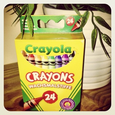 New Project #crayons #igeire #crayola #express #art #instagramhub #bestphotooftheday #colour #earlybirdlove #igers #instatalent #instalove  (Taken with instagram)
