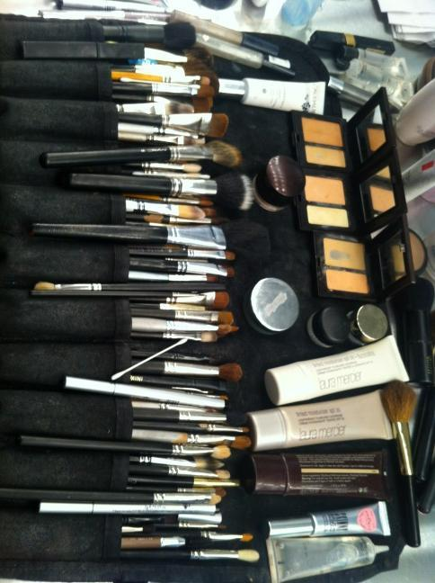 glitter-junkie:  teenvogue:  Polly Osmond's kit at Jen Kao. She's using Eyeko skinny mascara - available in two weeks at Sephora! Photographed by Laurel Pantin  EYEKO IS GONNA BE SOLD AT SEPHORA NOW???!!!!! MY DREAMS ARE COMING TRUE