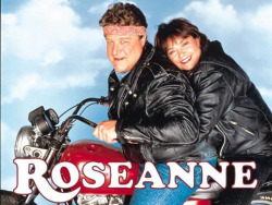 "thedailywhat:  Roseanne Reunion of the Day: John Goodman is reportedly one dotted i away from signing on to reunite with Roseanne Barr for a new sitcom called Downwardly Mobile. Deadline says the former Roseanne star is in ""final negotiations"" to co-lead the series co-created by Barr, her boyfriend John Argent, and former Roseanne executive produce Eric Gilliland. The show itself involves a mobile home park proprietor (Barr) who plays ""surrogate mother"" to its residents. Goodman is set to play a park employee who has a ""buddy relationship"" with Barr. If Downwardly Mobile gets picked up, it will air on NBC. [deadline.]  YES PLEASE."
