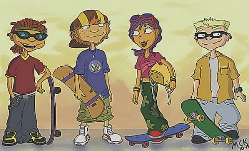 gorgeoussgrubbs:  Rocket power