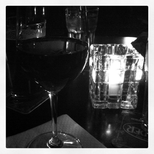 Nessun Dorma, Pinot noir  (Taken with instagram)