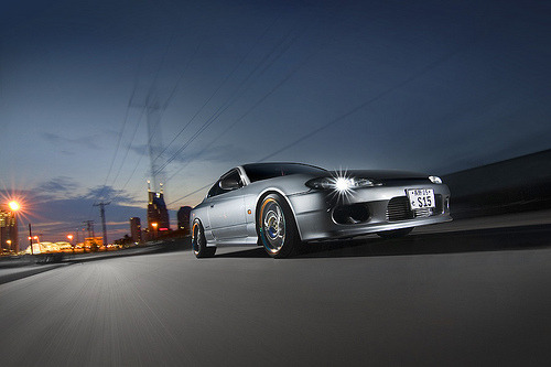 automotivated:  Silver S15 Silvia Rig (by Jeff Creech)