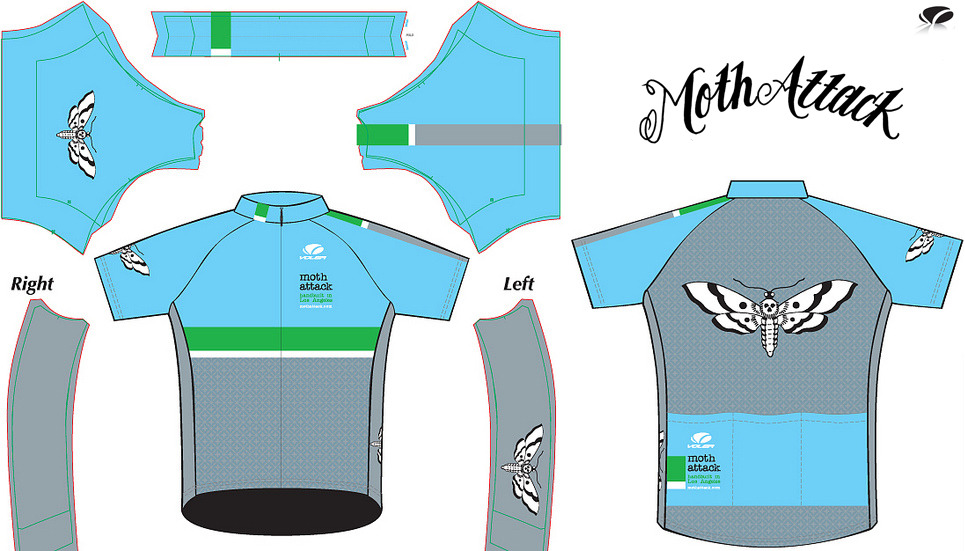 MOTH ATTACK 2012 KIT PRE-ORDER   One of LA's finest steel frame builders, Megan Dean just revealed the new Moth Attack kits up on Flickr and they are looking nice.  Pre-order yours from Voler before March 18th.