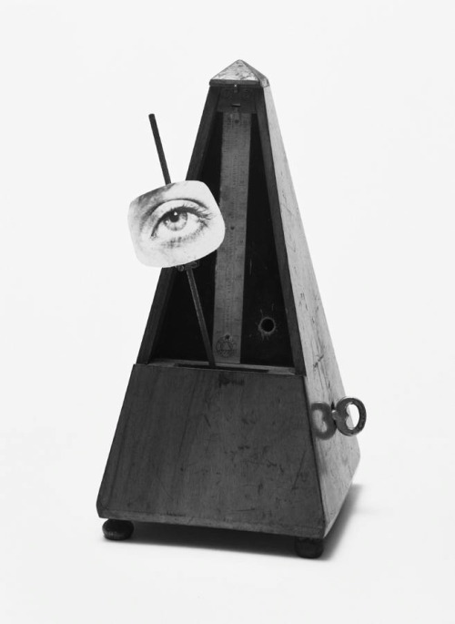 object to be destroyed man ray  ofsomethingknown: