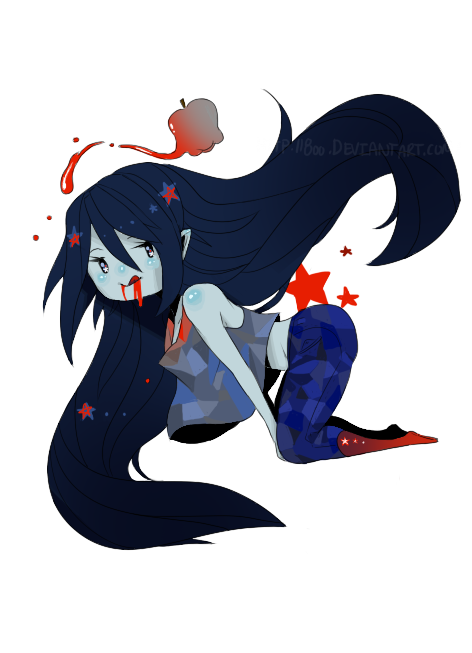 Another something. Marcy is fun to draw~