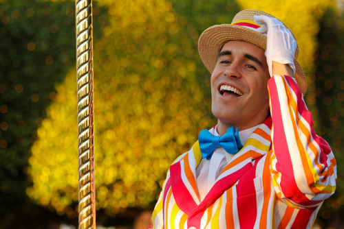 heytherejere:  Mickey's Soundsational Parade on Flickr.  Oh good sir, your face <3