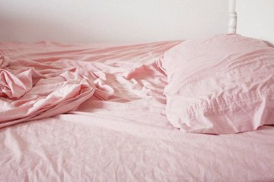 Pink sheets for Sansa!