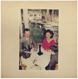 "Led Zeppelin ""Presence"" LP - Swan Song Records, US (1976)."