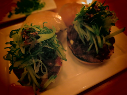Bulgogi Sliders from Danji. 01.28.2012