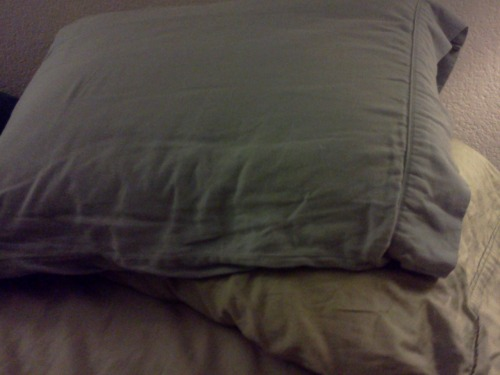 10 of 10  Pillows are calling my name. Good night!