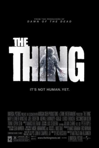 I am watching The Thing                                                  22 others are also watching                       The Thing on GetGlue.com