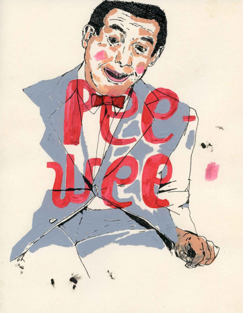 Pee-wee Drawing (Submission by Stephen Booth)