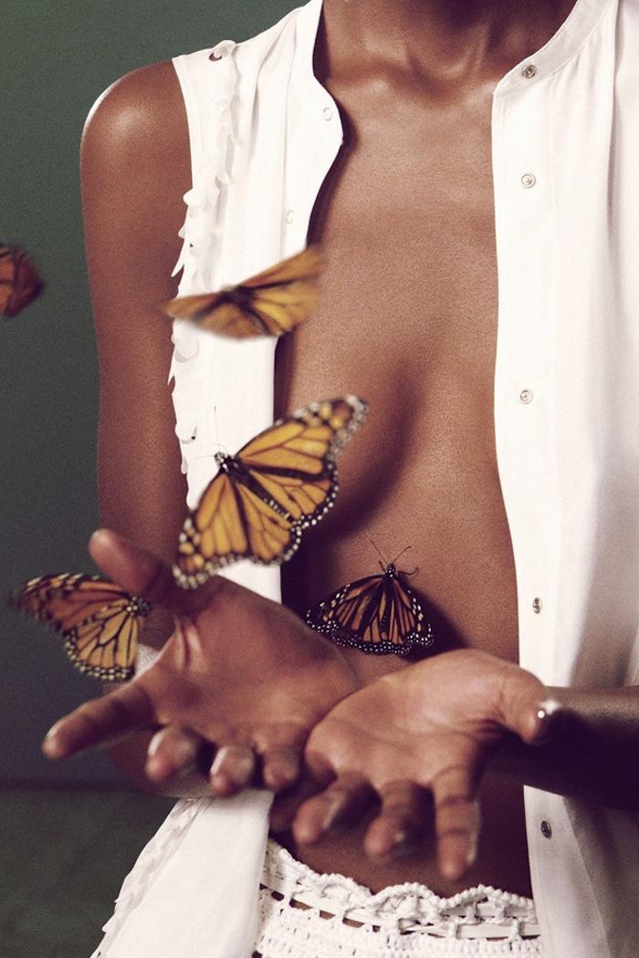 Edun's gorgeous Spring Summer 2012 Campaign