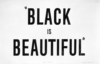 Happy Black History Month!  MY BLACK IS BEAUTIFUL❤