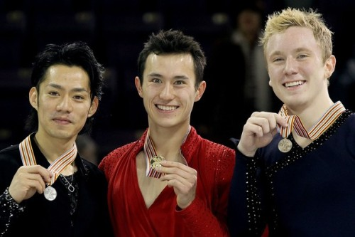figureskating:  (via Photo from Getty Images)