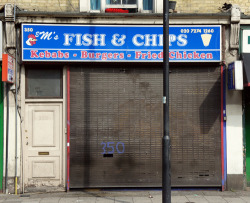 Ems Fish and Chips, Cold Harbour Lane SW2