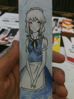Commission I did at KKON2011~  …The guy tried to pay me with Gatorade….