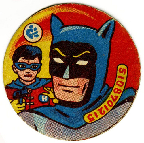 Robin Seeks A Raise (by paul.malon) Japan always makes the cool merchandise. WANT.