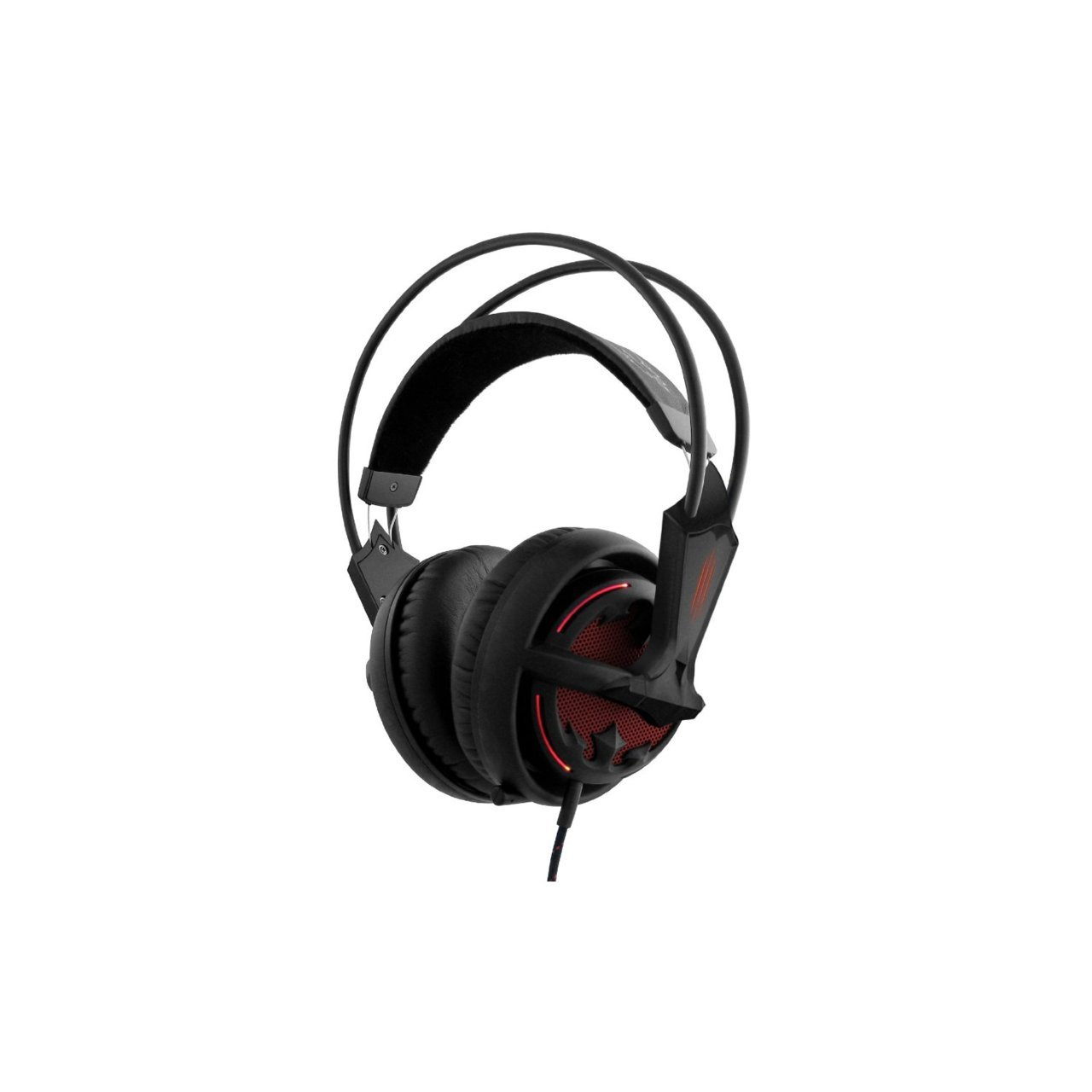 Diablo III Gaming Headset at $119.99 Featuring 50mm driver units that reproduce crystal clear sounds in high, low, and mid-range tones, the SteelSeries Diablo III Headset is at the core of creating an incredible Diablo III audio experience. Whether it's the ominously-toned soundtrack, the approaching hiss of a Witch Doctor's firebomb, or the bloody rage of a Barbarian whirlwind, users will clearly hear the gut-wrenching hurls and exploding innards of your enemies.