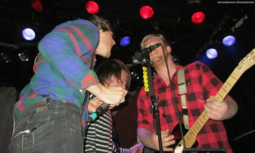 John O'Callaghan, Garrett Nickelsen, & Jared MonacoFebruary 8th, 2012