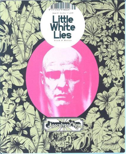 annabellyeung:  D&AD Competition : Little White Lies