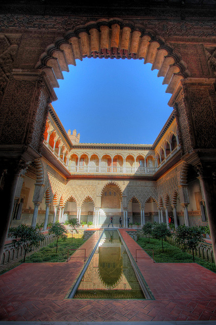 [HDR] The Courtyard of the Maidens on Flickr.