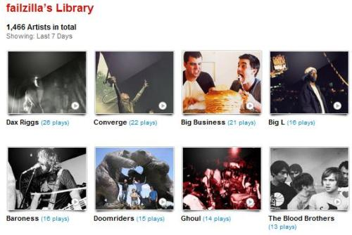 my last.fm for the week of 02.04.12 - 02.10.12