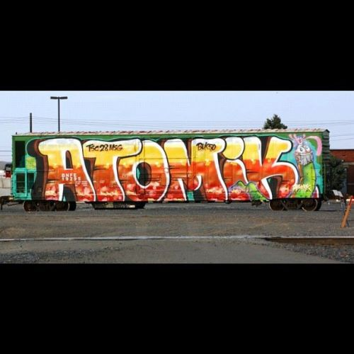 Whole Car done by #OHSOULFRESH Artist #ATOMIK