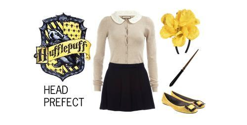 Head Prefect: Hufflepuff (x)