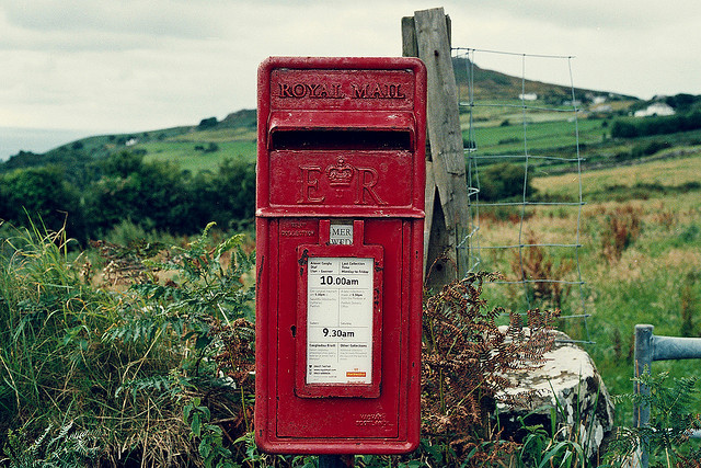 royal mail by louise lynn on Flickr.