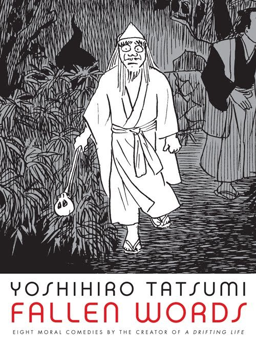 snakeoily:  I'm very excited for some newly translated Tatsumi.