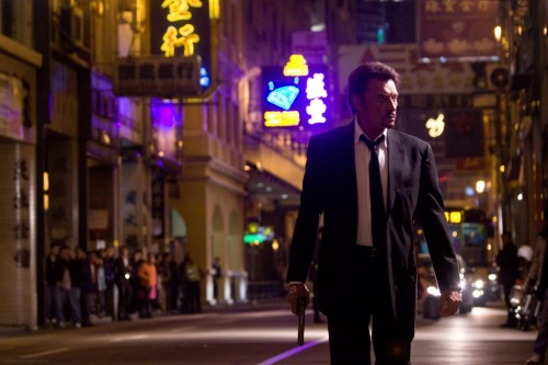Vengeance (2009) Johnnie To A good gangster/revenge film with a lot of style. This was my first Johnnie To film, and I just added like 20 more to my Netflix queue. I was a big fan of Anthony Wong in this one. #31 - 2/10/2012
