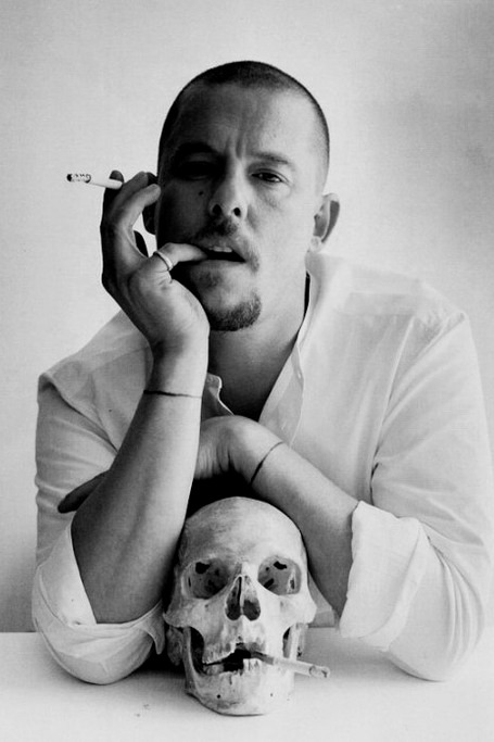 Two years ago… Alexander McQueen 17 March 1969 - 11 February 2010