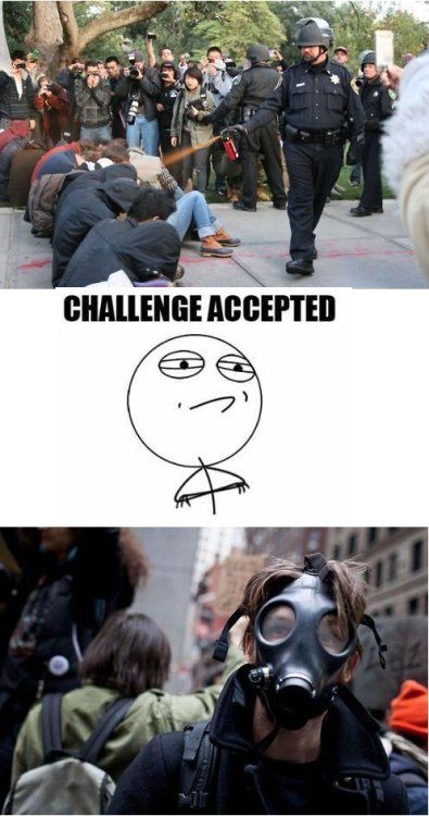 Occupy Rage Faces