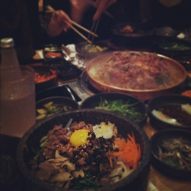 #Korean #BBQ! #food #restaurant #newyork #nyc #life  (Taken with instagram)
