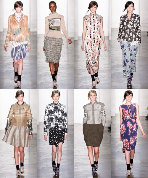 fall in love with SUNO again. Suno Fall 2012