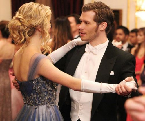 I Like so much Klaus and Caroline together <3