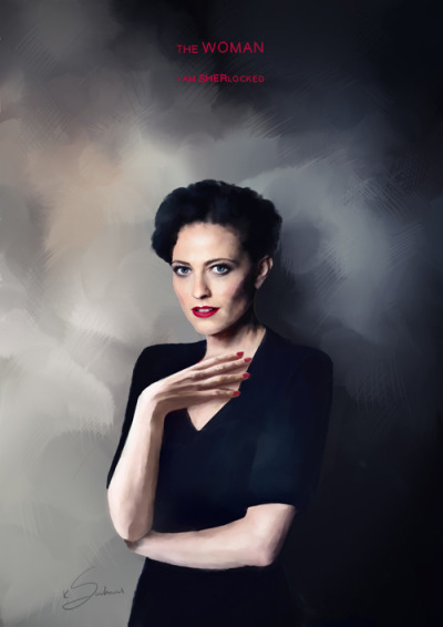 Irene Adler  ♥  ->close-ups<-