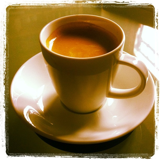 A little afternoon pick-me-up.  (Taken with instagram)