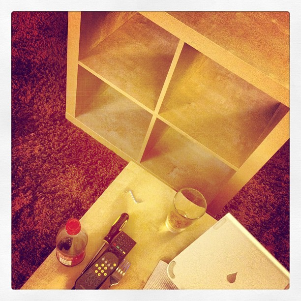 It's like I was meant to build Ikea furniture. (Taken with instagram)