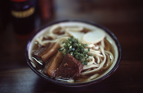 Okinawa Soba in Okinawa, Japan By huzu1959